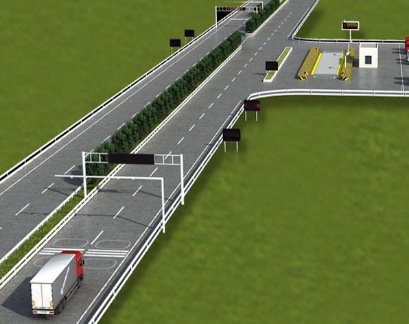 道路称重系统解决方案